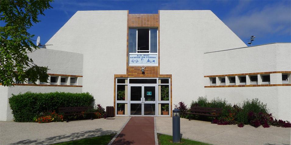 Salle de l'A.O. Buc - Remise en forme.